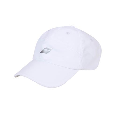 Babolat Microfibre Cap (White/White)