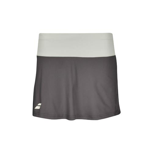 Babolat Girls Core Skirt (Grey)